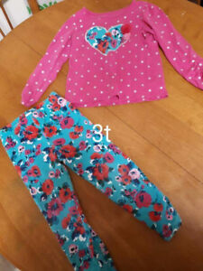 Toddler girl clothes & shoes