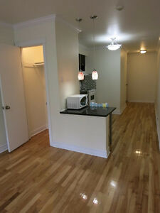 $770 Furnished Studio Sublet (May 1st-August 31) Term negotiable