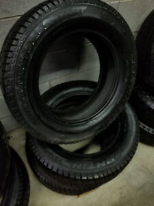 NEW WINTER TIRES **CONTINENTAL** 205/60/15   3 TIRES!!