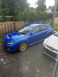 Subaru sti 2008