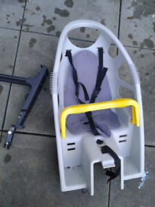 Bike Seat, Car Seat, and Training Potty for Sale