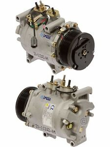 New-AC-A-C-Compressor-Fits-2002-2006-Honda-CRV-CR-V-L4-2-4L-1-Year-Warranty