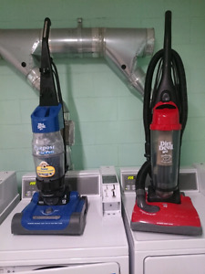 2 Working Dirt DEVIL Vacuums Great Condition