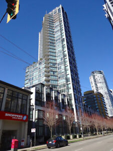 Yaletown Downtown Vancouver 2 Bedroom,2 Bath 30th floor unit