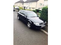 2003 AUDI A4 2.5TDI AUTOMATIC LOW MILES