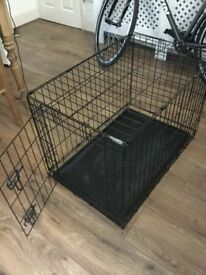 Kitten puppy dog cat crate