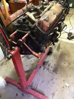 Ford Mustang 1965 289 V8 with 4 speed manual transmission
