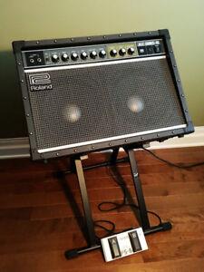 Amplificateur Roland JC-40 - Jazz Chorus