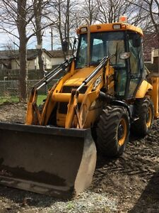 JCB 2CX Backhoe Excavator