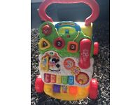 Vtech baby walker boy or girl.