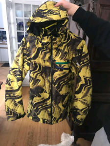 Mens Medium Spyder Ski Jacket