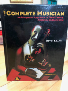 The Complete Musician (1 Textbook + 2 Workbooks + 2 CDs)