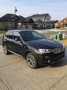2015 BMW X3 2.8i Twin Turbo Premium Package SUV, Crossover