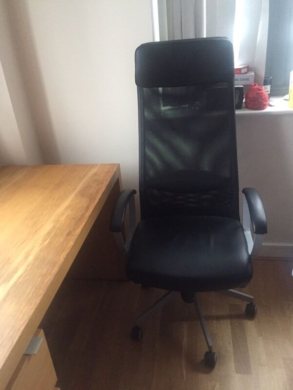 ikea markus swivel chair ikea malm desk used in brick lane london