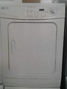 set washer/dryer Maytag front load 24""
