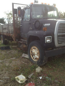 ford 3 ton diesel for sale