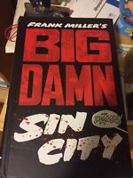 Sin City Graphic Novel complete collection