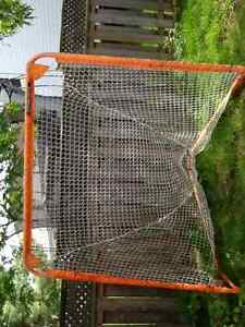 Outdoor lacross net