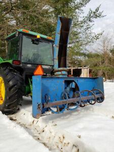 Tractor Snowblower S65