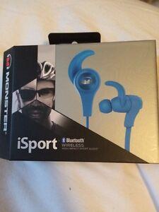 Écouteurs iSport sans fil