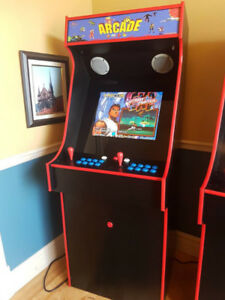Arcade Machine + 14.000 games & 23 Consoles in 1