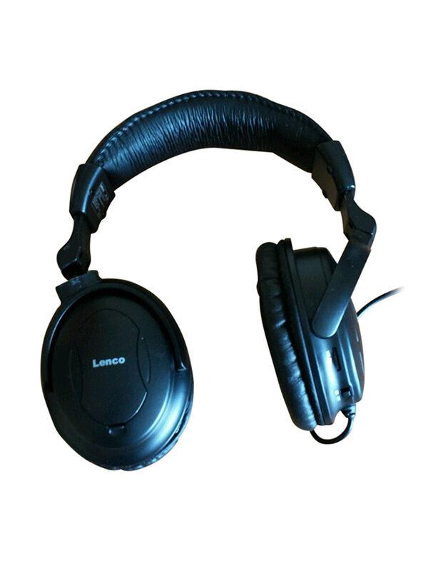 Lenco-HP-080 Noise Cancelling Headphones