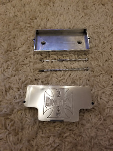 West Coast Choppers Battery Tray
