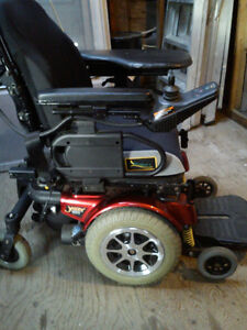 NEW Condition HEAVY Duty Jazzy 1121 Power Wheel Chair Gatineau Ottawa / Gatineau Area image 6