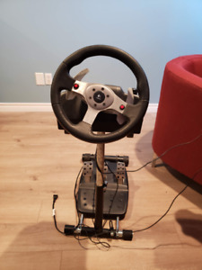 Logitech G25 with Wheel Stand Pro