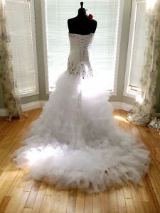 $500 - Custom Wedding Dress