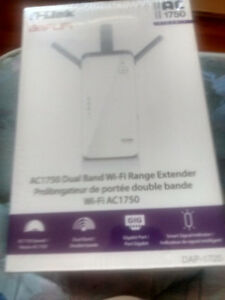 wi-fi range extender brand new. only $40 or best offer