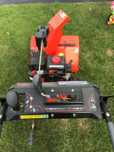 Ariens 24-inch 2-Stage Electric Start Gas-Powered Snow Blower