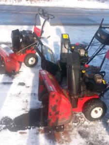 snowblowers for sale