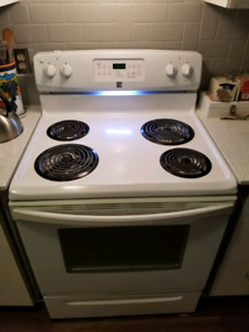 """Kenmore 30"""" Coil Top Stove"""