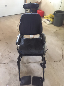Tilting Wheel Chair-INVACARE Solara/Spree GT