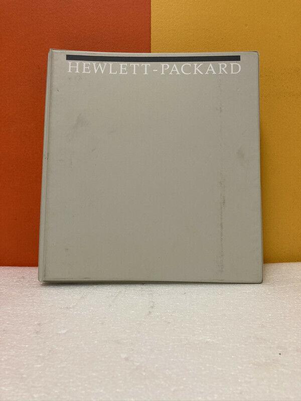 HP 03488-90012 3488A Switch/Control Unit Service Manual