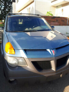 2001 Pontiac Aztek for sale