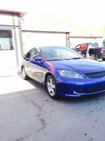 2005 HONDA CIVIC Si LOW KMS