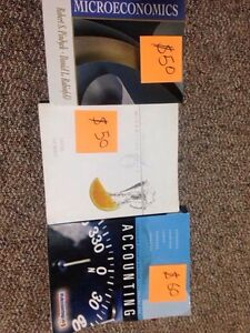 Economic and accounting books