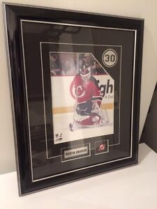 Framed Martin Brodeur Print Kingston Kingston Area image 2