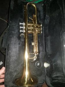 Hospitable Yamaha Band Student Trumpet/cornet Book 1