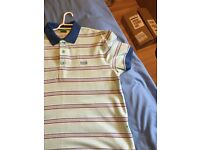 Genuine Hugo boss green polo shirt