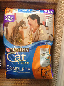 Purina Cat Chow® For All Cats - Cat Food 22 lbs