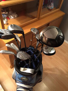 Ladies Lefty Golf Clubs and Bag