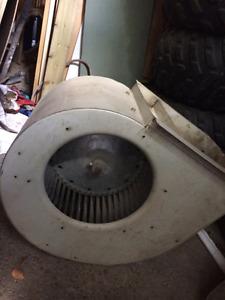 Air th air Heat pump motor