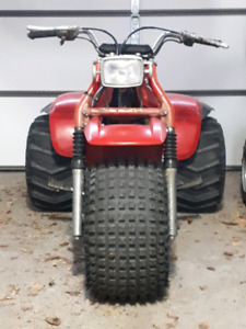 Honda Three Wheeler. $1,000 Big Red
