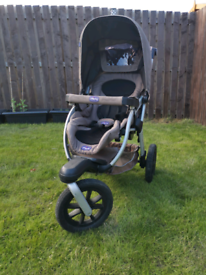 Chicco Activ3 Air Jogging Stroller / Buggy