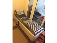 Electric single bed