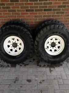 """36"""" Goodyear military mud tires"""