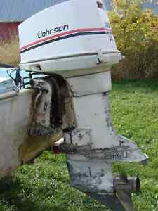 140 Johnson Outboard